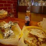 La comida y la cerveza como no Corona!!!