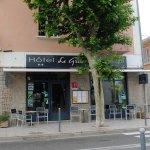 Photo de Hotel le Grillon