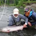 Foto de Alaska Fishing Lodge - Wilderness Place Lodge