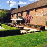 Join us at the Kingswell to get that lovely personal and warming feeling...