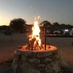 Okaukuejo Rest Camp Foto