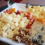 Vermont cheese platter