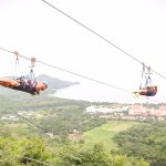 Diamantes Adventure Park zipline