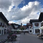 Altstadt Mittenwald Foto