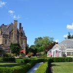 Summertime at Buhl Mansion