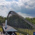 The Silver Comet coaster