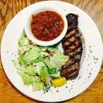 Back Country Jack's Steak