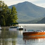 Canoe Club- Seasonal lake front property only for guests of Whiteface Lodge. Boat rentals option