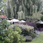 A really stunning place to wine and dine set in magnificent grounds !