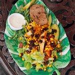 Corn & Chipotle BLT Salad
