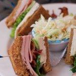 Traditional Club Sandwich