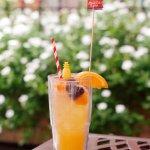 Blackberry Orange Lemonade