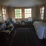 Upstairs lodge