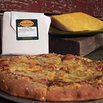 Try Pinconning Cheese on your next Pizza!