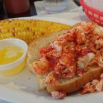 Amazing Ipswich clams and lobster roll! Worth every penny!