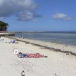 Photo of Higgs Beach
