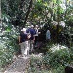 Walking around Ranchitos del Quetzal
