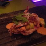 Soft shell crab was the only good dish we had that night