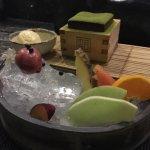 Masu desta-to moriawase dessert platter