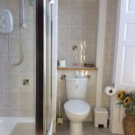 Sea view room 7 shower room