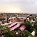 Rooftop View of Medina