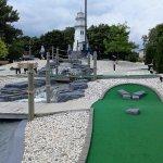 Mini Golf lighthouse