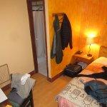 Room 13 - single - ground floor - rear