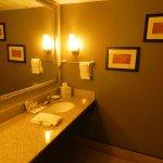 Room 108 Bathroom