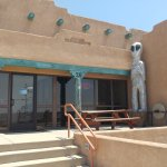 Front Entrance to Cactus Café