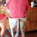 Funny Stools by Cashier