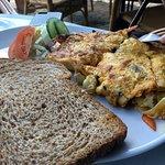 Boeren-omelet