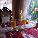 Foto di A Bed of Roses Bed & Breakfast
