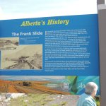Frank Slide Interpretive Centre Foto