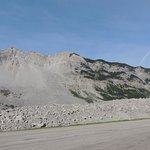 Photo de Frank Slide Interpretive Centre