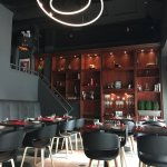 El Tenedor Toronto, Inside view. We are a cozy 18 seats restaurant