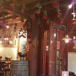 Cafe Rose Red Foto