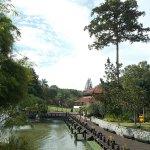 Photo de Les jardins du lac