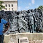 Robi in Congo Square