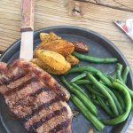 Thursday Steak Night absolutely amazing.  No need for steak sauce!  It was all perfection
