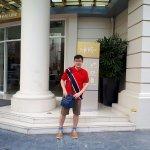 Foto de Mercure Hanoi La Gare Hotel