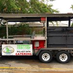 Skippers Mobile Cookout Wagon