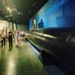 Captured Japanese mini submarine