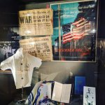 Selection of WWII posters and newspapers