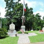 Jefferson Davis Grave Site