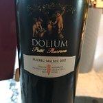 Dolium winery was amazing!