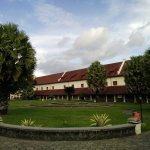 inside of FORT ROTTERDAM