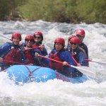 Tackling the Blue River!