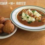 Shrimp and Grits Lunch Special