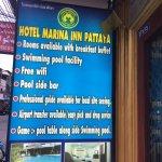 Foto de Marina Inn Pattaya