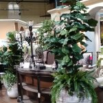 Super selection of realistic, large faux trees.